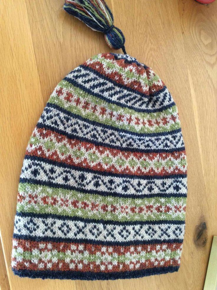 770 best Fair Isle images on Pinterest | Fair isle knitting ...