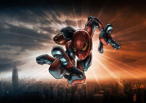 "The Amazing Spider-Man - Darren ""Daz"" Tibbles"