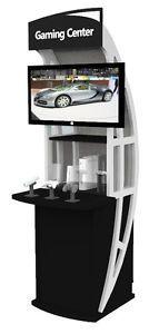 XBOX, Playstation 3, Wii Gaming Display Kiosk Console  | eBay