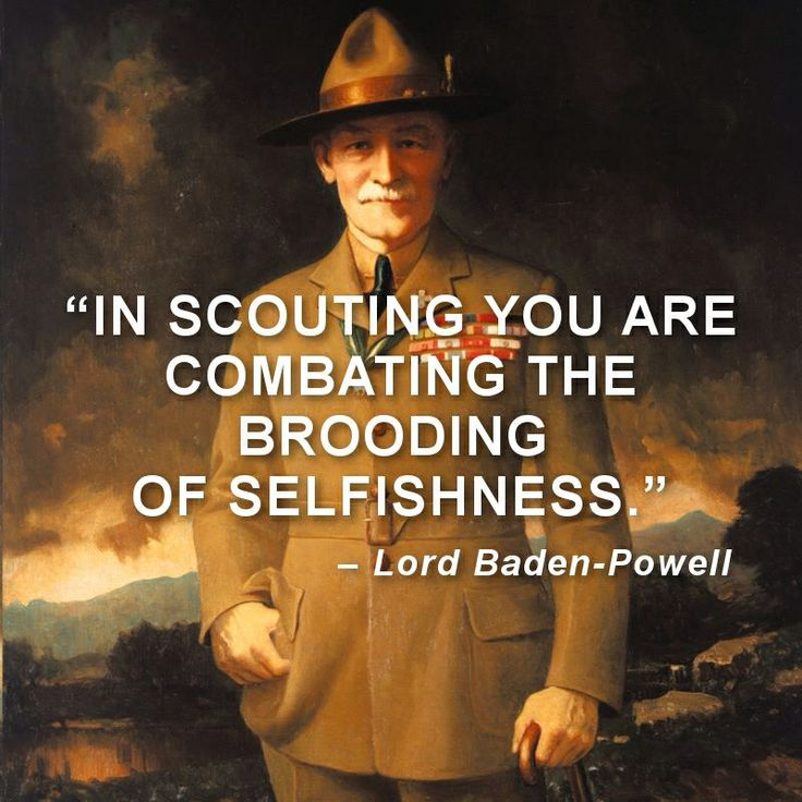 Boy Scout Essay With Quotes: 13 Best Lord Baden Powell Images On Pinterest
