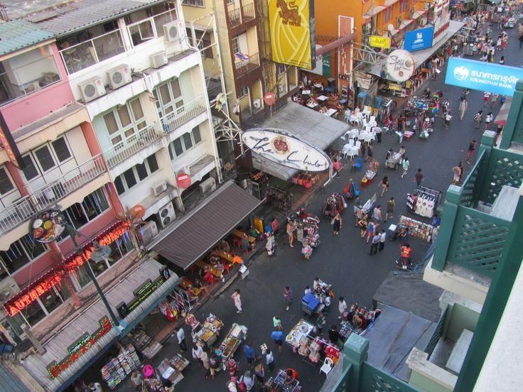Bangkok, Thailand - Khaosan Road