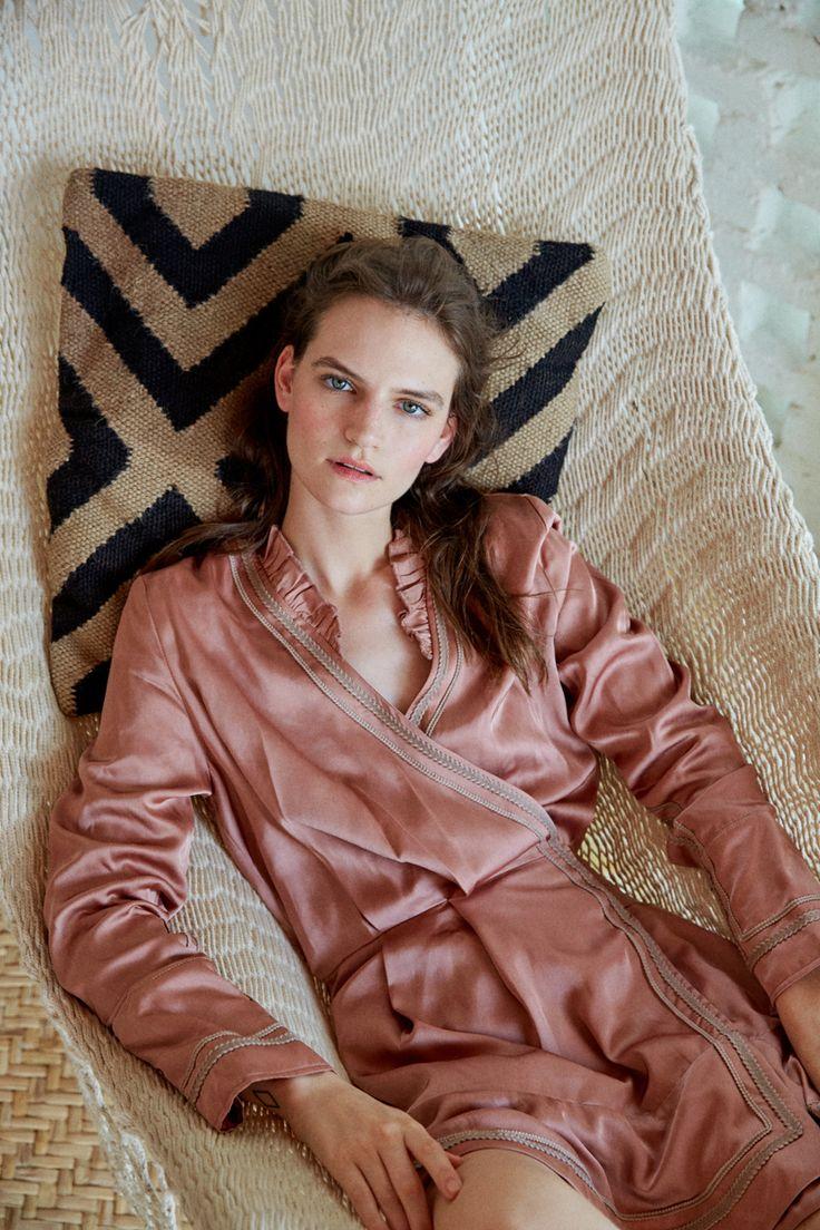 'ALMA AMANTE' AJE RESORT CAMPAIGN 2016/2017  The Somerset Dress
