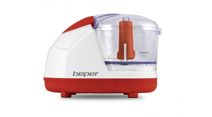Beper 90.330R Mini tocator, rosu - Preparare - Beper.ro