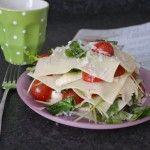 Lasagne Salade Caprese