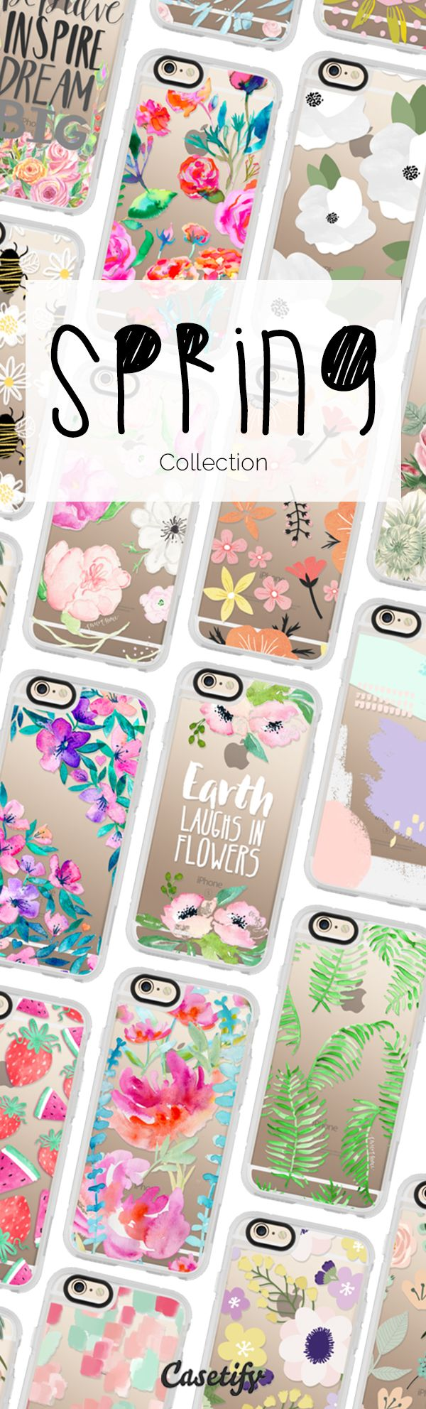 Spring Dreaming - shop these new season designs here: https://www.casetify.com/collections/spring#/