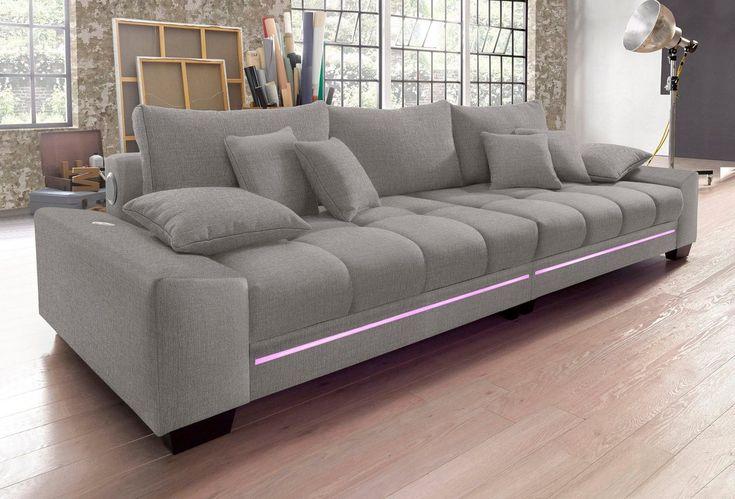 Big-Sofa | Große sofas, Wohnung sofa und Moderne couch