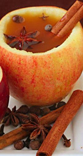 Apple Cider Cups | gimmesomeoven.com