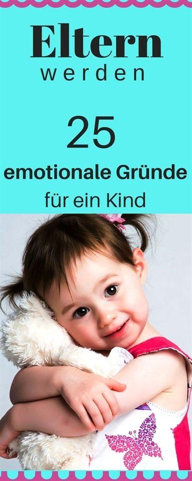 25 gute Gründe ein Baby zu bekomme 웃 + 웃 웃 Die Geburt ♥ Die Welt mit Ki…