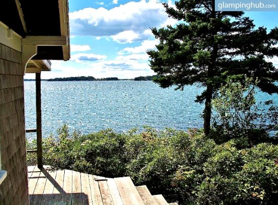 Cottage Rental in Port Clyde, Maine | Luxury Camping in Maine
