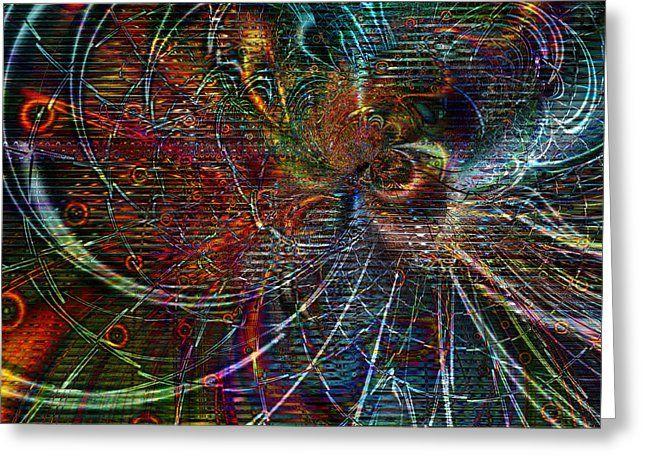 Rhythmic Patterns Digital Art by Kiki Art
