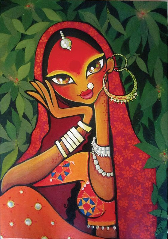 Niloufer Wadia. Indian Art