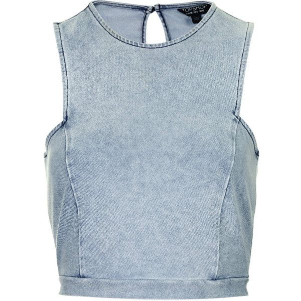 HEATHERED CROP TOP WITH FISHNET - TOPWEAR - Tops Terez Footlocker Finishline Cheap Price Cheap Price Original Clearance Original Cheap Sale Largest Supplier Sale Excellent EbFq8P8