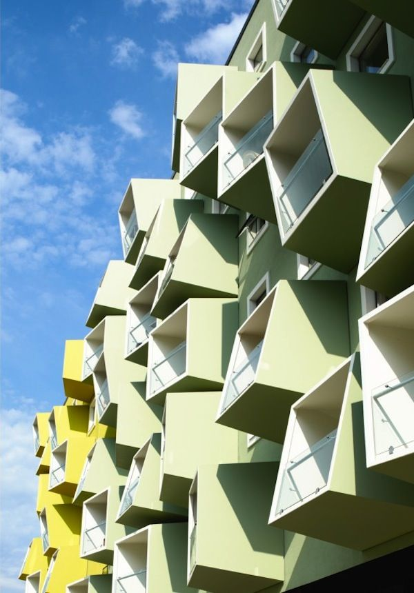 Out of the Box: Denmark's Senior Housing Complex