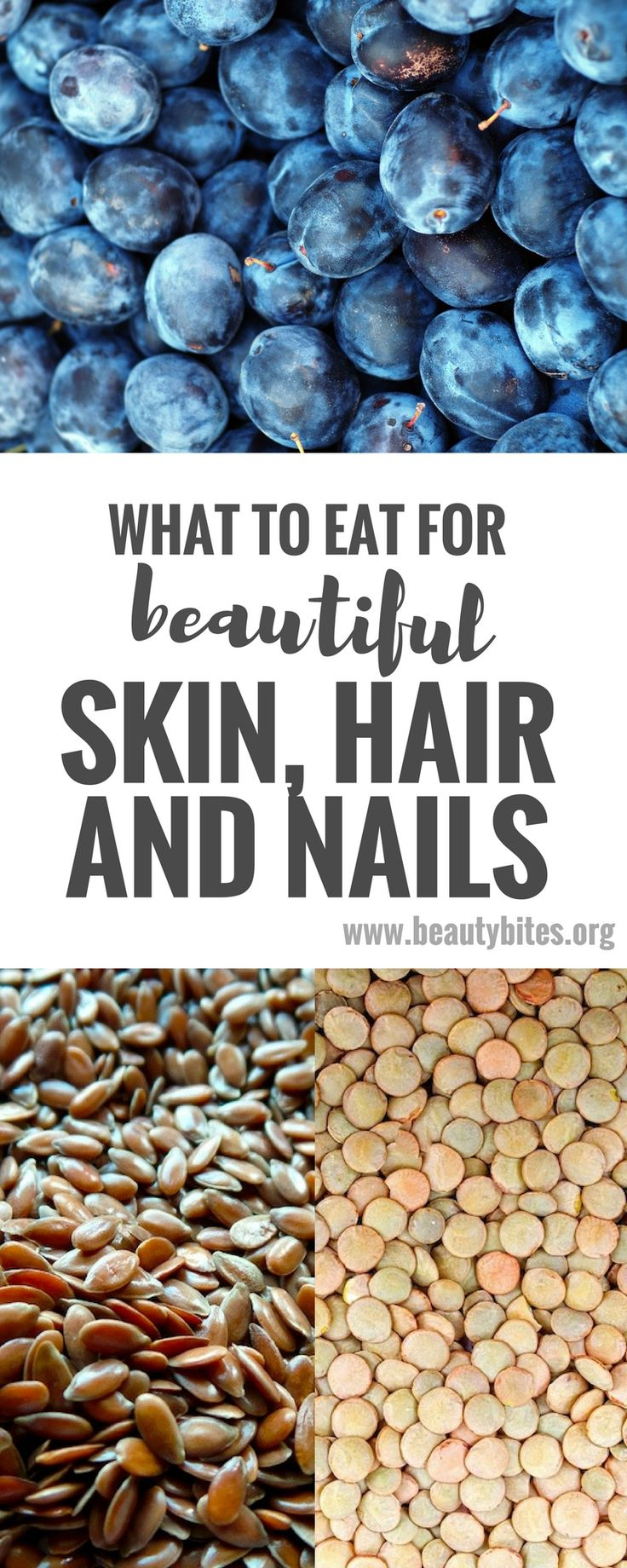 Ever wondered what to eat for glowing skin? Well, you're not alone. We all want to have flawless skin, strong nails and beautiful hair. Learn here what to eat to get rid of acne, to reduce wrinkles and swelling and to keep your hair and nails healthy. This way of eating is not a detox, cleanse or diet you just do for a few days - it's a lifestyle that will help you improve your skin, lose weight, stay healthy and energized to enjoy life to the fullest.