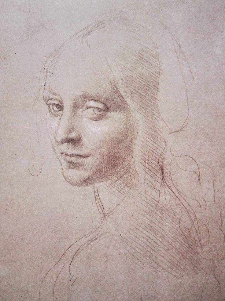 """Piccoli Capricci: """"Testa di donna"""": un meraviglioso esempio di """"sfum..."""