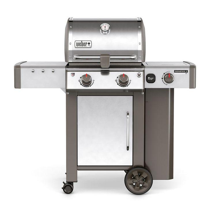 Weber Genesis® II LX S-240 GBS® Edelstahl 60004179