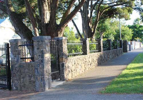 Stoneage Fence Ltd | Stone Fence, Stone walls, Stone Mason in Auckland, New Zealand