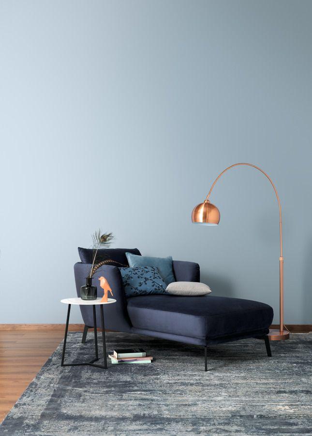 Klares Eisblau Schoner Wohnen Farbe In 2020 Mit Bildern Schoner Wohnen Farbe Schoner Wohnen Haus Deko