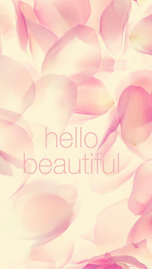 Pink Rose Petal Background #iPhone #5s #Wallpaper