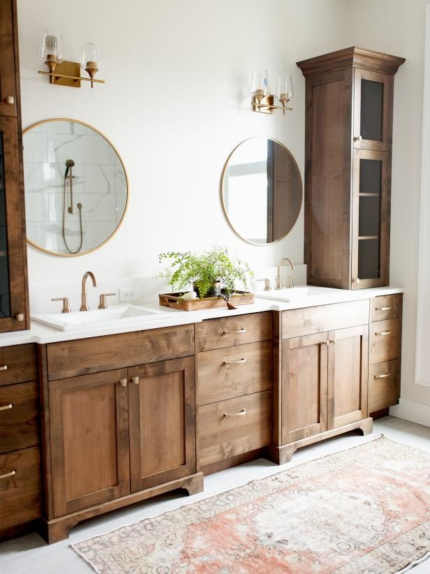 How To Select Right Bathroom Cabinets Home Bathroom Decor Bathrooms Remodel