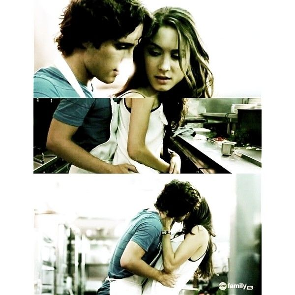 forum.acasatv.ro • Vezi subiect - PRETTY LITTLE LIARS (2010) ❤ liked on Polyvore featuring pretty little liars