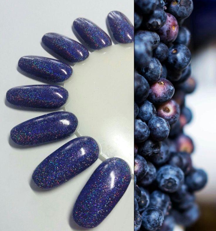 Kabos  Galaxy effect BLUEBERRY