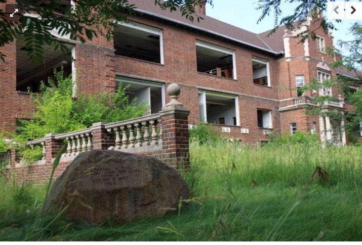 Emerson Highschool in Gary