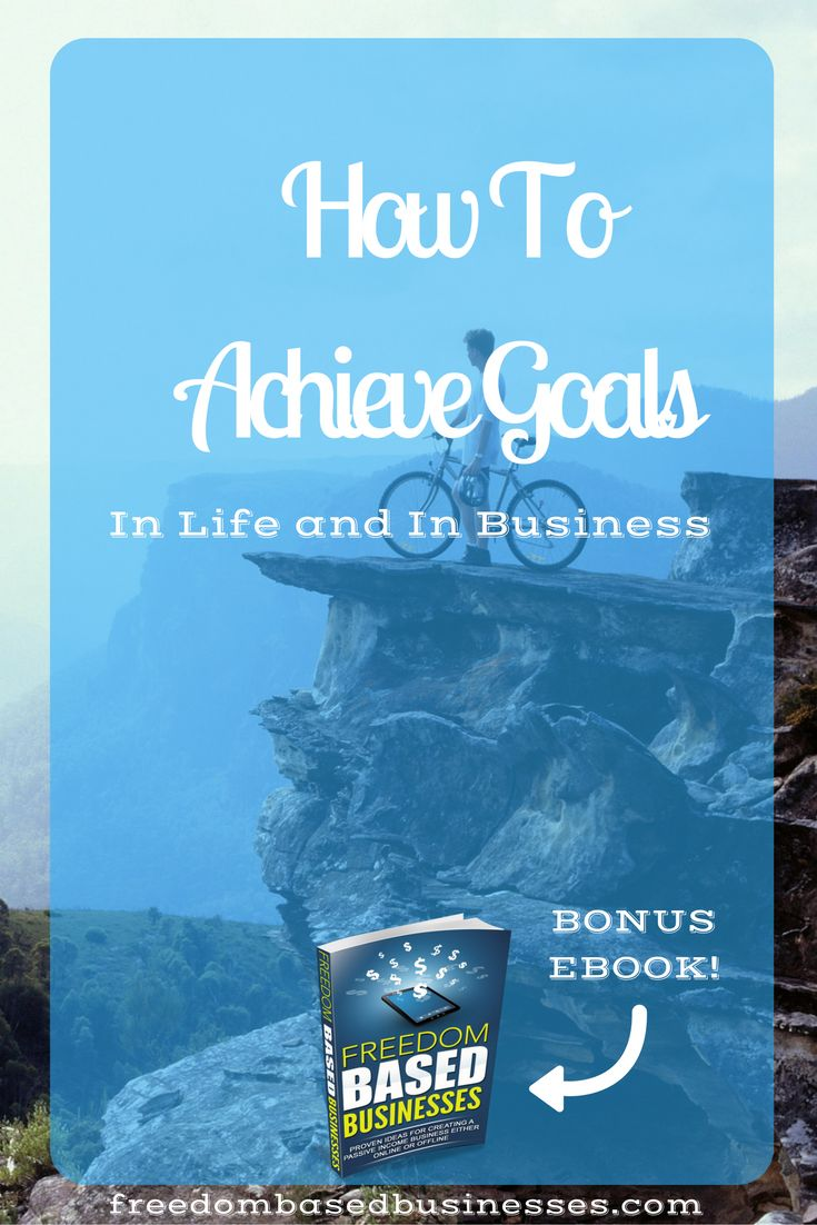 Tired of missing your targets? If you want to know how to REALLY achieve goals; click through and read this post.