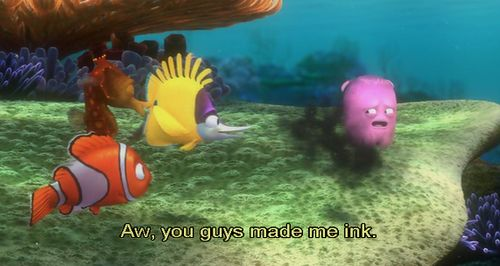 Finding Nemo Quote | Nemo | Pinterest  Finding Nemo Qu...