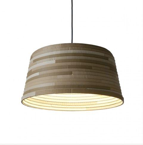 Herrwolke: Beute Lampshade Made Of Cardboard
