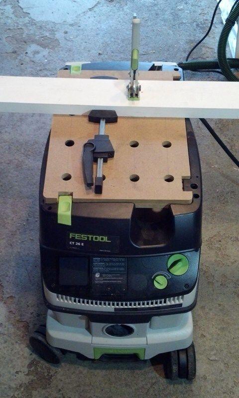 Festool vacuum top