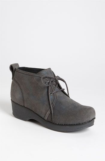 Want: Dansko 'Crepe' Chukka Boot available at #Nordstrom