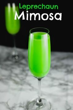 Leprechaun's Mimosa- San Francisco|Chef|Food Blogger|Easy Recipes