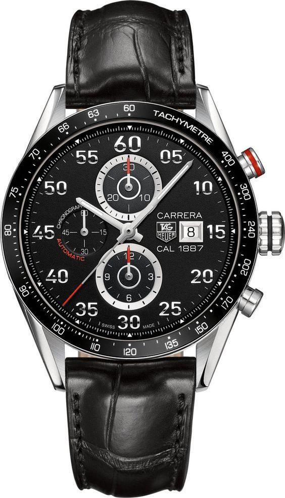 Tag Heuer Carrera Chronograph Calibre 1887.