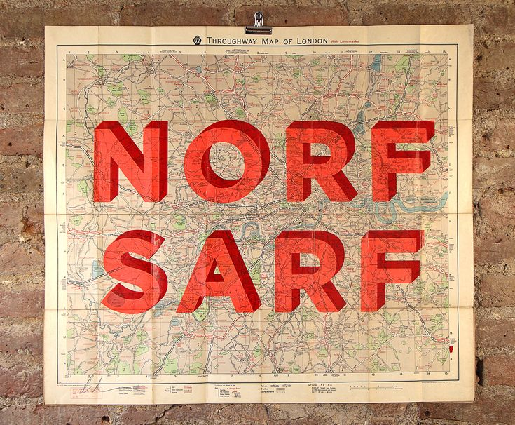 Where do your allegiances lie? #Norf or #Sarf? Available here: http://www.nellyduff.com/gallery/dave-buonaguidi/norf-sarf