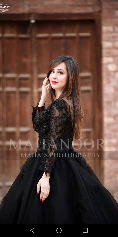 Beautiful Black Frock Bridal Dresses Pakistan Black Wedding Dresses Trendy Wedding Dresses [ 1440 x 720 Pixel ]
