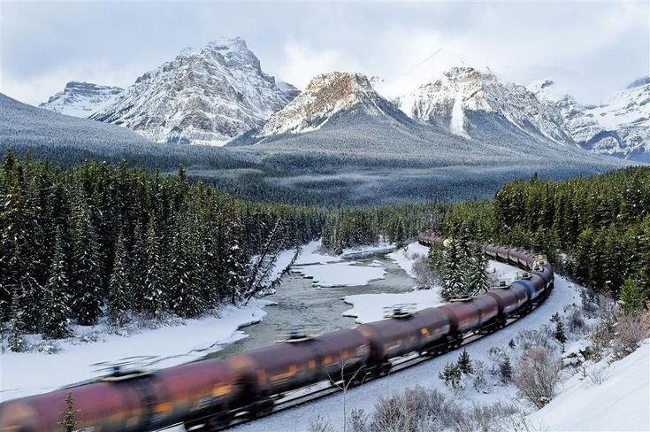 Rocosas canadienses · National Geographic en español. · Grandes Viajes