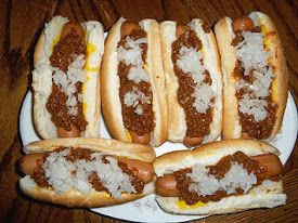 "I've got to try this recipe.  This is how I like my ""dogs!"""