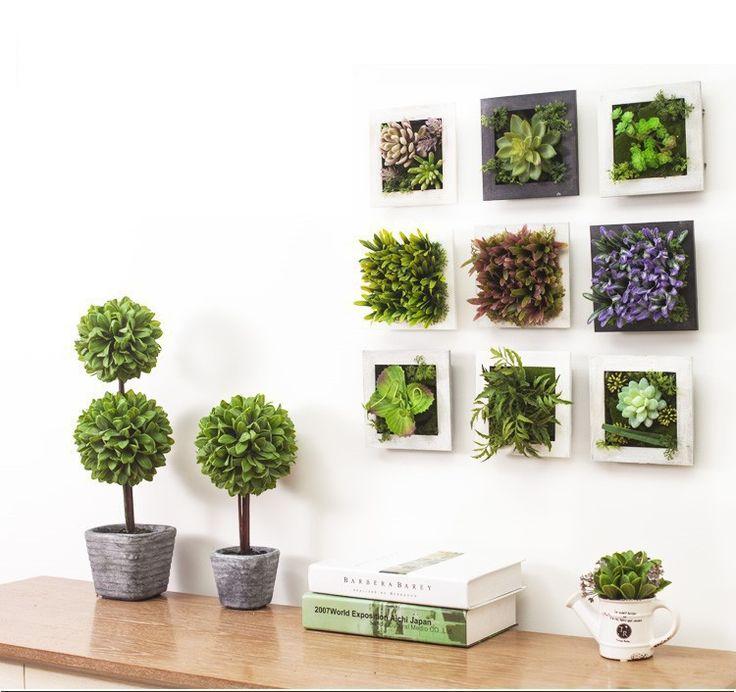 arredare con piante artificiali - Cerca con Google