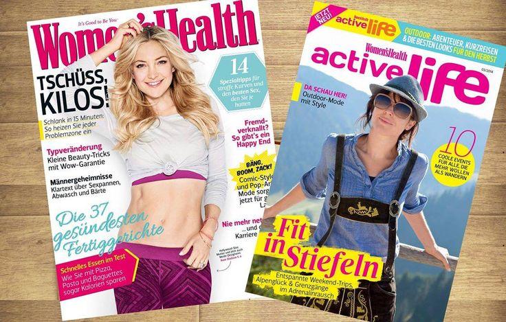 Das trug Kate Hudson bei ihrem Shooting mit der Women's Health.
