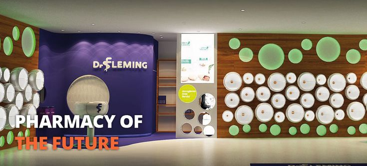 DR FLEMING - THE HEALTHCARE REVOLUTION / Concept store