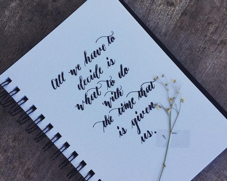 Exercise 1: Quote/written phrase etc. (This quote from LOTR is one of my faves... 'all we have to decide is what to do with the time that is given us'.. well for me oftentimes I choose to do nothing ) . I've seen a lot of calligraphy posts on IG and thought of giving it a try. After all I love writing down stuff (useful or not useful with or without sense important or unimportant in short basically whatever crosses my mind). I initially wanted to try out dip pen calligraphy but my supplies…