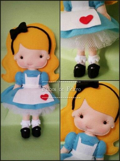 Alice feltro
