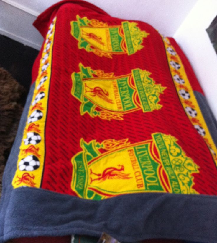 you'll never walk alone bedspread