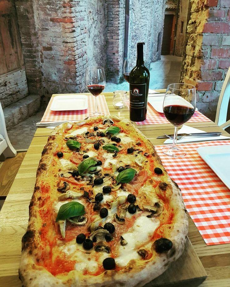 Taka pizze mozecie przygotowac na ciescie do pizzy w kulce Bestbakery 😊!!!