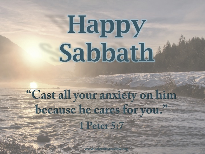 ELLEN G. WHITE @E_G_WHITE  ·    Jesus stated..the work of relieving the afflicted was in harmony w/Sabbath law..the work of God's angels..to minister to suffering humanity.~DA206