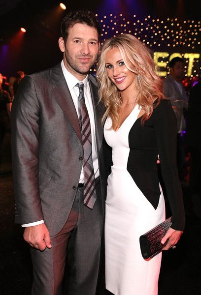 Tony Romo Photos Photos - NFL player Tony Romo (L) and reporter Candice Crawford attends DirecTV Super Saturday Night hosted by Mark Cuban's AXS TV and Pro Football Hall of Famer Michael Strahan at Pendergast Family Farm on January 31, 2015 in Glendale, Arizona. - DirecTV Super Saturday Night Hosted By Mark Cuban's AXS TV And Pro Football Hall Of Famer Michael Strahan - Inside
