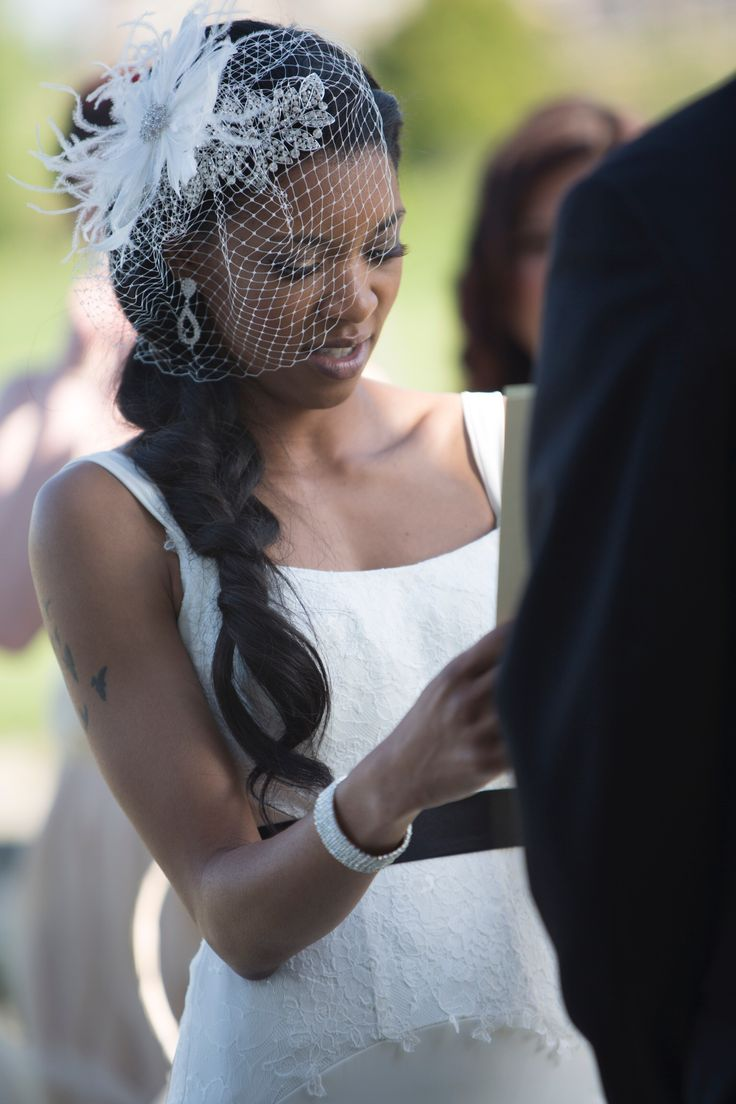 Beautiful braids for wedding hair ideas!