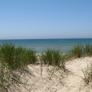 Sandbanks Provincial Park, Picton, Ontario, our home town, spoiled by this beach. Other beaches can't compare to this one!