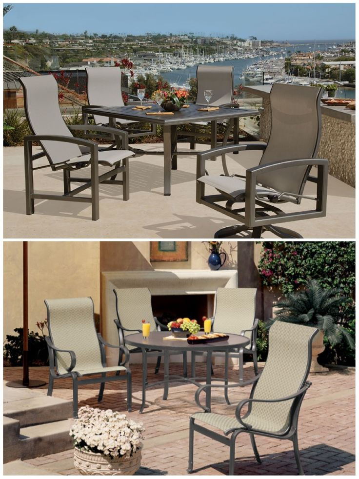 Great Outdoor Furniture Collections By Tropitone | 50 Luxury Patio Furniture  Collections
